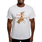 Basenji: Dogs being Catty Light T-Shirt