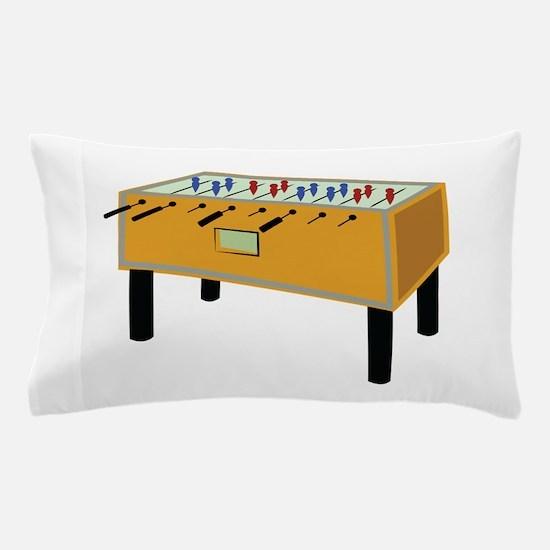 Foosball Pillow Case