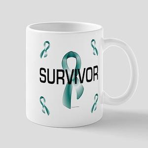 Ovarian Cancer Survivor 1.3 Mug