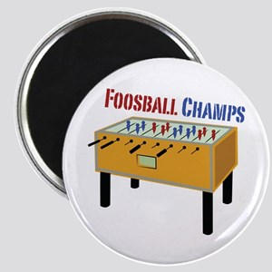Foosball Champs Magnets