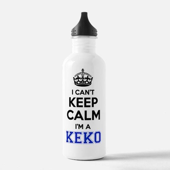 Cute Keko Water Bottle