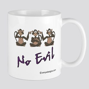 Monkey Mug: No Evil