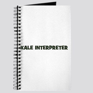 kale interpreter Journal