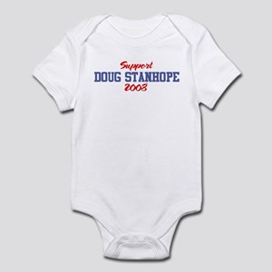 Support DOUG STANHOPE 2008 Infant Bodysuit