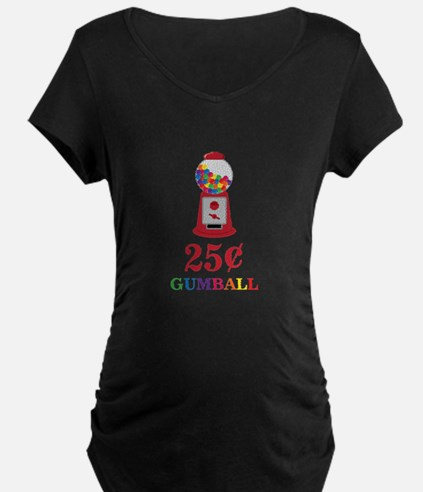 Play The Gumball Maternity T-Shirt
