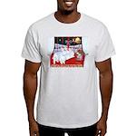 Three Wise Amigos Ash Grey T-Shirt