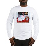 Three Wise Amigos Long Sleeve T-Shirt
