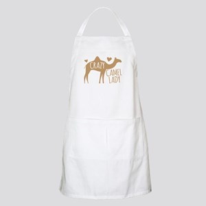 Crazy Camel Lady Apron
