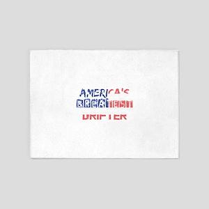 America's Greatest Drifter 5'x7'Area Rug
