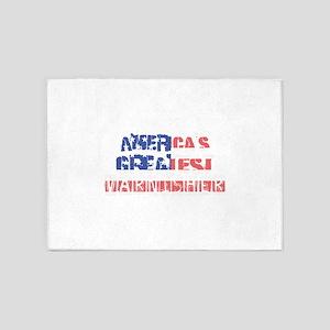 America's Greatest Varnisher 5'x7'Area Rug