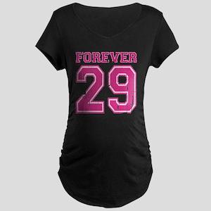 Forever 29 Maternity Dark T-Shirt