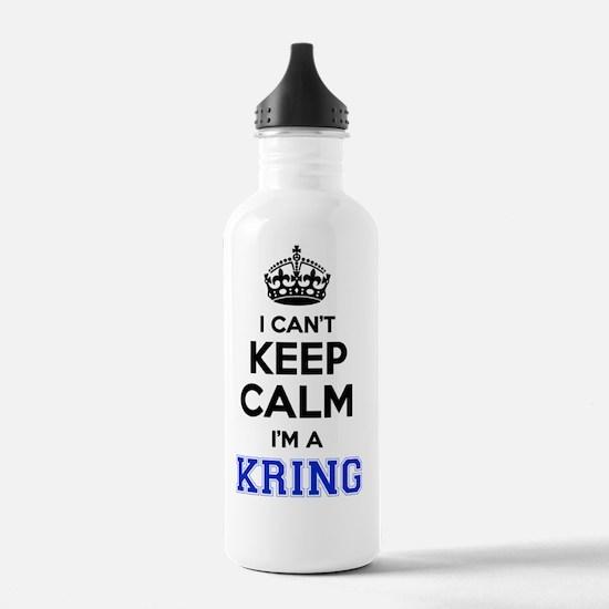 Unique Kring Water Bottle