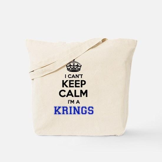 Kring Tote Bag