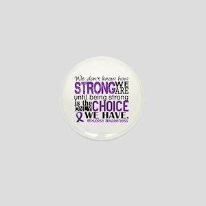 Epilepsy HowStrongWeAre Mini Button