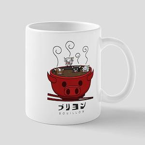 Cow Cube Soup Mug