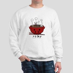 Cow Cube Soup Sweatshirt