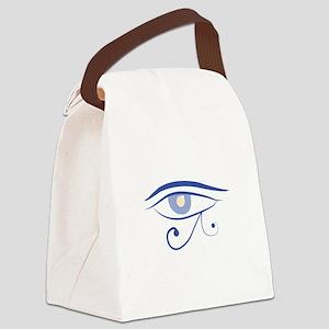 Eye_Of_Horus_Base Canvas Lunch Bag