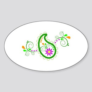 PAISLEY Sticker