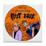 Post Bros1 Tile Coaster