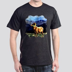 Full Curl Bighorn Dark T-Shirt