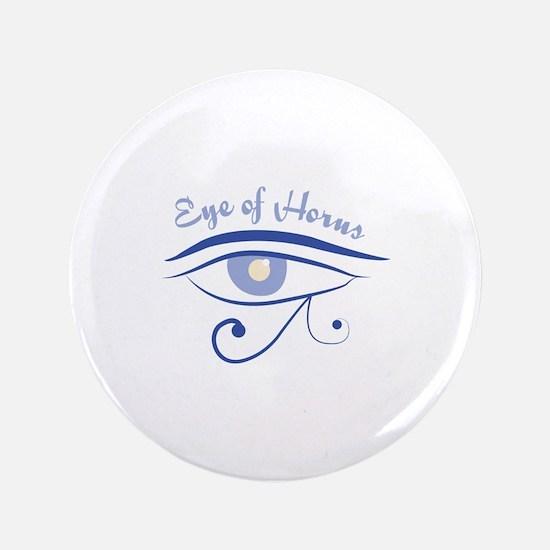 """Eye_Of_Horus_Eye_Of_Horus 3.5"""" Button"""