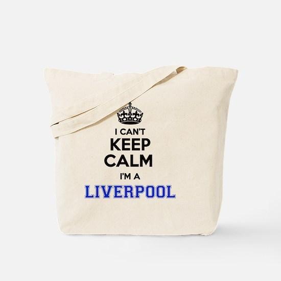 Unique Liverpool Tote Bag