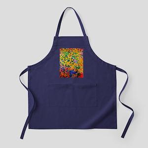 Gestel - Cubist Bouquet Apron (dark)