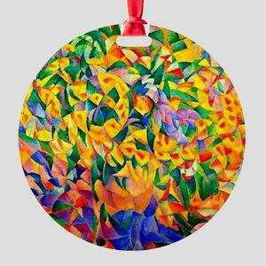 Gestel - Cubist Bouquet Round Ornament