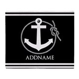 Anchor Fleece Blankets