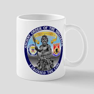 CV-59 Shellback Mug