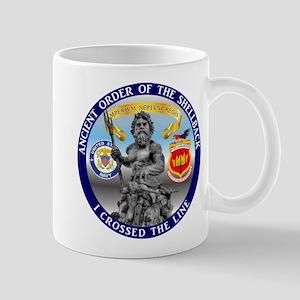 CV-60 Shellback Mug