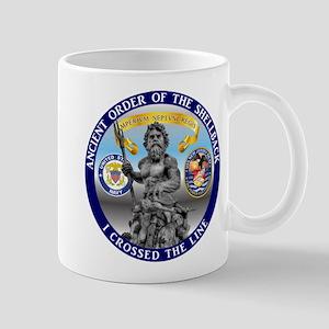 BB-62 Shellback Mug