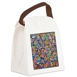 PS-Spokes 1 Canvas Lunch Bag