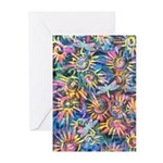 PS-Spokes 1 Greeting Cards (Pk of 10)