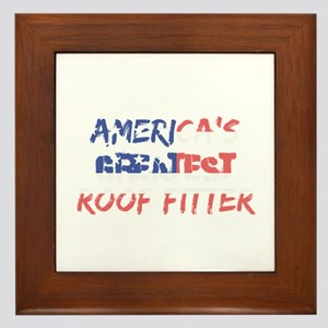America's Greatest Roof Fitter Framed Tile