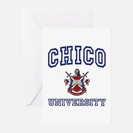 CHICO University Greeting Cards (Pk of 10)