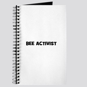 bee activist Journal