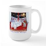 Three Wise Amigos Large Mug