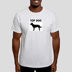 Australian Kelpie - top dog Light T-Shirt