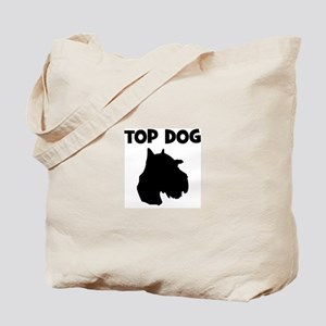 Schnoodle - top dog Tote Bag