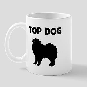 Samoyed - top dog Mug