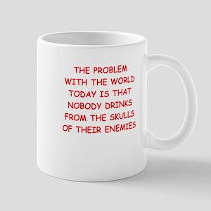drinking from skulls Mugs