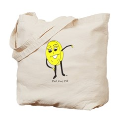 Phil the Pill Tote Bag
