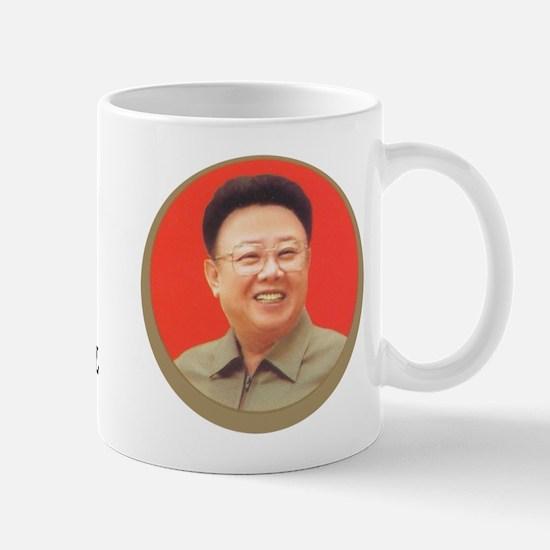 LOL Kim Jong Il Mug