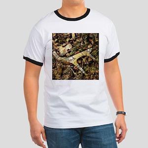 camouflage deer antler T-Shirt