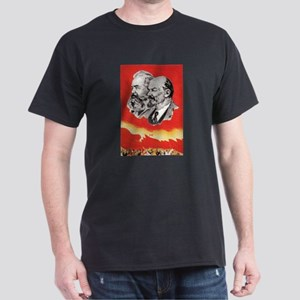 Marx & Lenin Dark T-Shirt