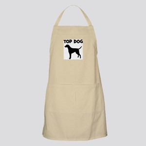 Dalmatian - top dog BBQ Apron