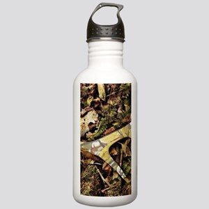 Rustic camouflage Stainless Water Bottle 1.0L
