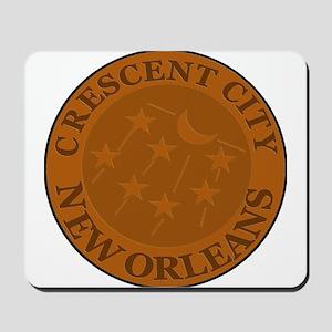 Crescent City Lid Mousepad