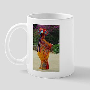 Okinawan Dancer Mug